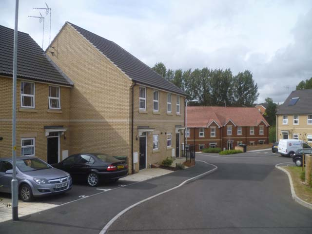 Robb Close, Irthlingborough